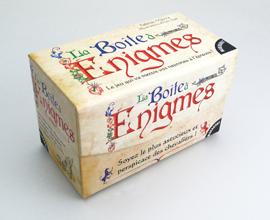 SAV «La boite à énigmes»