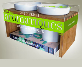 Des herbes aromatiques chez vous !