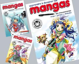 Apprenez à dessiner les mangas