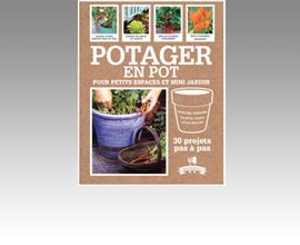 Potager en pot pour petits espaces et mini jardins