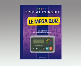 Méga quiz Trivial Pursuit