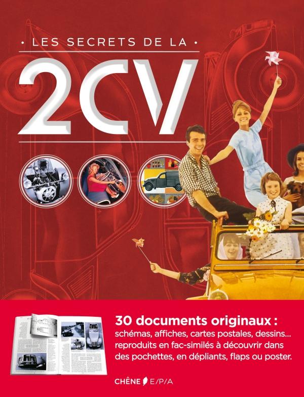 les livres sur la 2CV Citroen 9782851207654-T