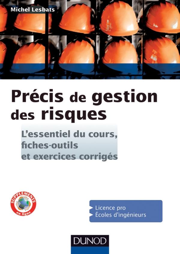 PRÉCIS DE GESTION DES RISQUES