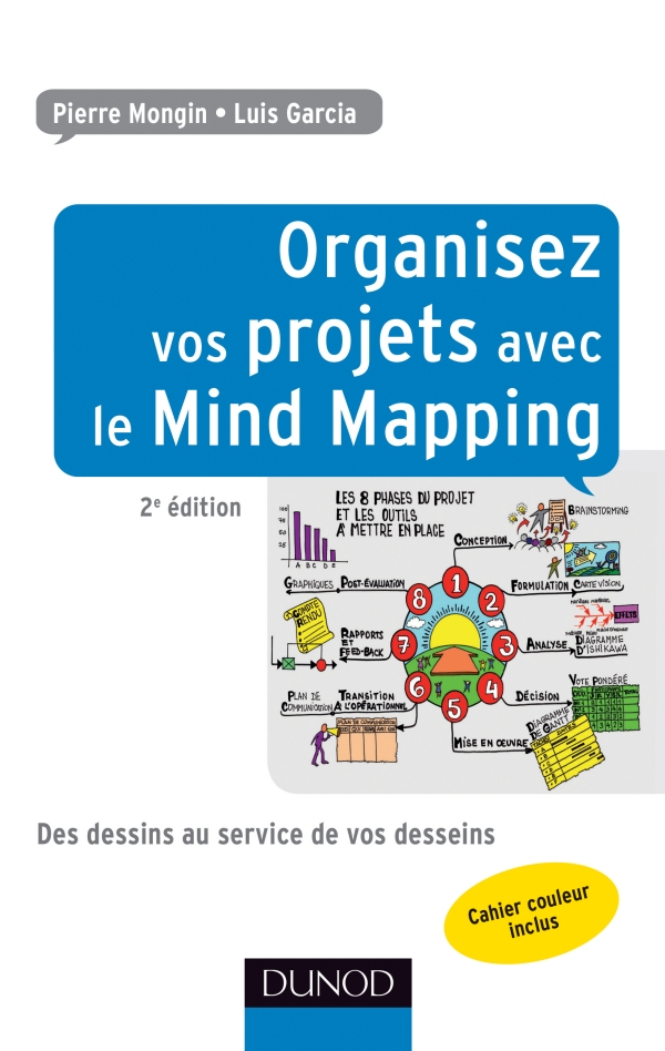 Livre Organisez vos projets