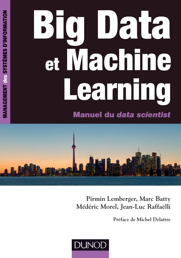 couverture du livre Big Data et Machine Learning