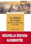 La religion en France - De la fin du XVIIIe siècle à nos jours