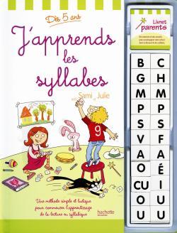 SAMI ET JULIE - J'apprends les syllabes avec Sami et Julie