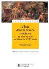 L'Etat dans la France moderne - De la fin du XVe à la fin du XVIIIe siècle