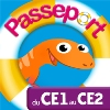 Passeport - du CE1 au CE2 : Le voyage extraordinaire