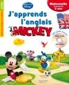 J'apprends l'anglais avec Mickey Maternelle