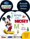 J'écris avec Mickey - GS - Ardoise