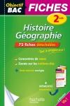 Objectif Bac Fiches Détachables Histoire-Geographie 2nde