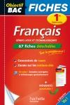 Objectif Bac Fiches Détachables Français 1ère