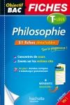 Objectif Bac Fiches Détachables Philosophie Tº L/ES/S