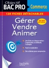 Objectif Bac Pro Fiches Commerce
