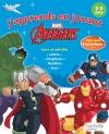 Avengers J'apprends en jouant 3/5 ans