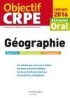 Objectif CRPE Géographie