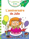 Sami et Julie CP Niveau 2 L'anniversaire de Julie