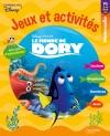 Jeux et activités Le Monde de Dory 3-4 ans