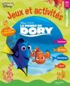 Jeux et activités Le Monde de Dory 4-5 ans