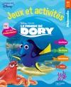 Jeux et activités Le Monde de Dory 5-6 ans