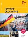 Histoire - Géographie - Enseignement moral et civique - Terminale Bac Pro - Livre élève - Ed. 2016