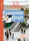 Économie - Droit 1re et Terminale Bac Pro (Commerce Vente ARCU) - Livre élève Ed. 2016