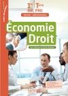 Économie - Droit 1re et Terminale Bac Pro (Gestion Administration) - Livre élève Ed. 2016