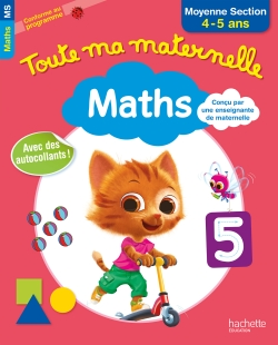 Toute Ma Maternelle - Maths Moyenne Section