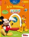 Mickey A la maison 3-5 ans