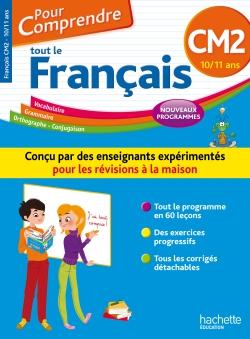 Pour Comprendre Tout Le Français CM2