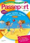 Passeport De la moyenne à la grande section 4/5 ans