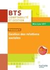 P4 Gestion des relations sociales BTS1 CG - Livre élève - ED. 2017