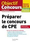 Préparer Le Concours De CPE 2018