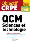 QCM CRPE : Sciences et technologie 2018