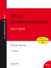 Les Fondamentaux - Droit Constitutionnel 2017 - 2018