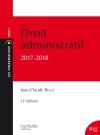 Les Fondamentaux - Droit administratif général 2017-2018