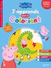 Peppa Pig J'apprends tout en coloriant MS