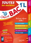 Objectif Bac - Toutes les matières 1ère L
