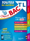 Objectif Bac 2018 - Toutes les matières Term L