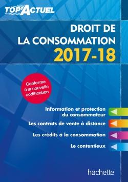 Top Actuel Droit de la consommation 2017-2018