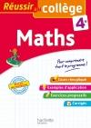 Réussir au collège - Maths 4e