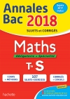Annales Bac 2018 Maths Term S