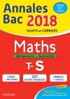 Annales Bac 2018 Maths Term S