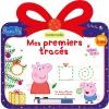 Peppa Pig ardoise Mes premiers tracés- spécial Noël