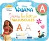 Vaiana Ardoise J'écris les lettres majuscules (3-6 ans)