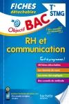 Objectif Bac Fiches détachables RH et Communication Term STMG