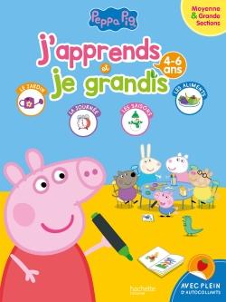 Peppa Pig J'apprends et je grandis MS-GS (4-6 ans)