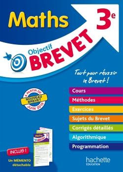 Objectif Brevet - L'épreuve de Maths