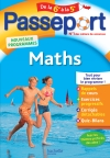 Passeport - Maths de la 6e à la 5e